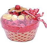 Skylofts Chocolate Basket (25 Pcs Chocolates), 225 g;Chocolates, Candies & Gum;Sweets & Chocolate Gifts;Chocolate Gifts [Alias];;;;