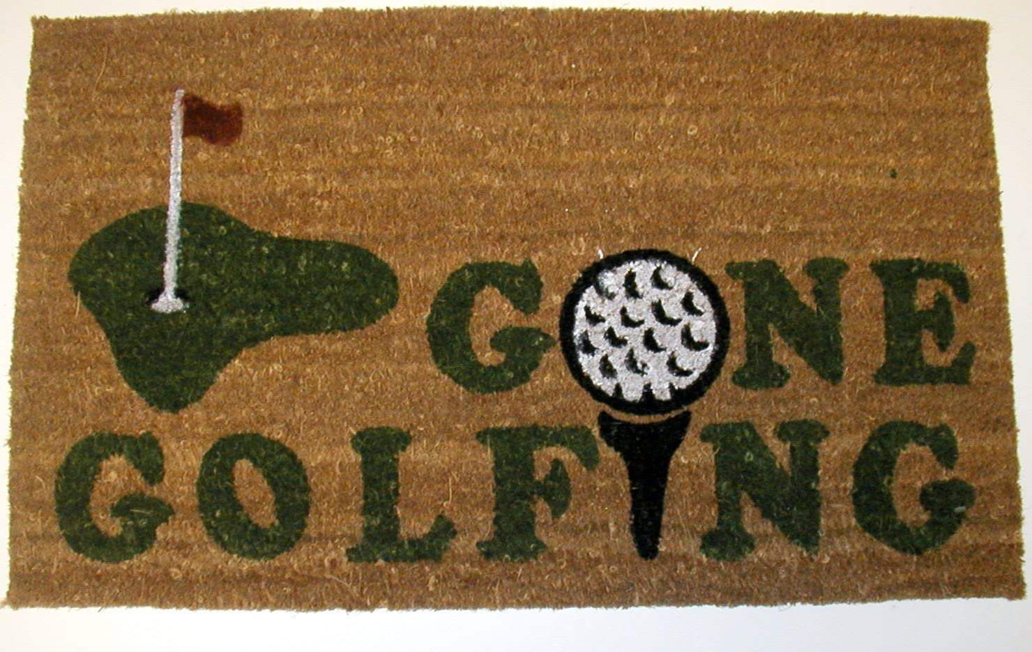 Geocrafts G141 Gone Golfing Doormat
