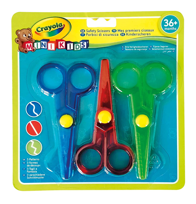 Crayola 7439 - Set Jardín de Infancia Mini Kids OFERTA ...