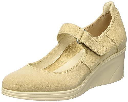 Bata Touch 6238392, Zapatos de Tacón para Mujer, (Beige), 37 EU: Amazon.es: Zapatos y complementos