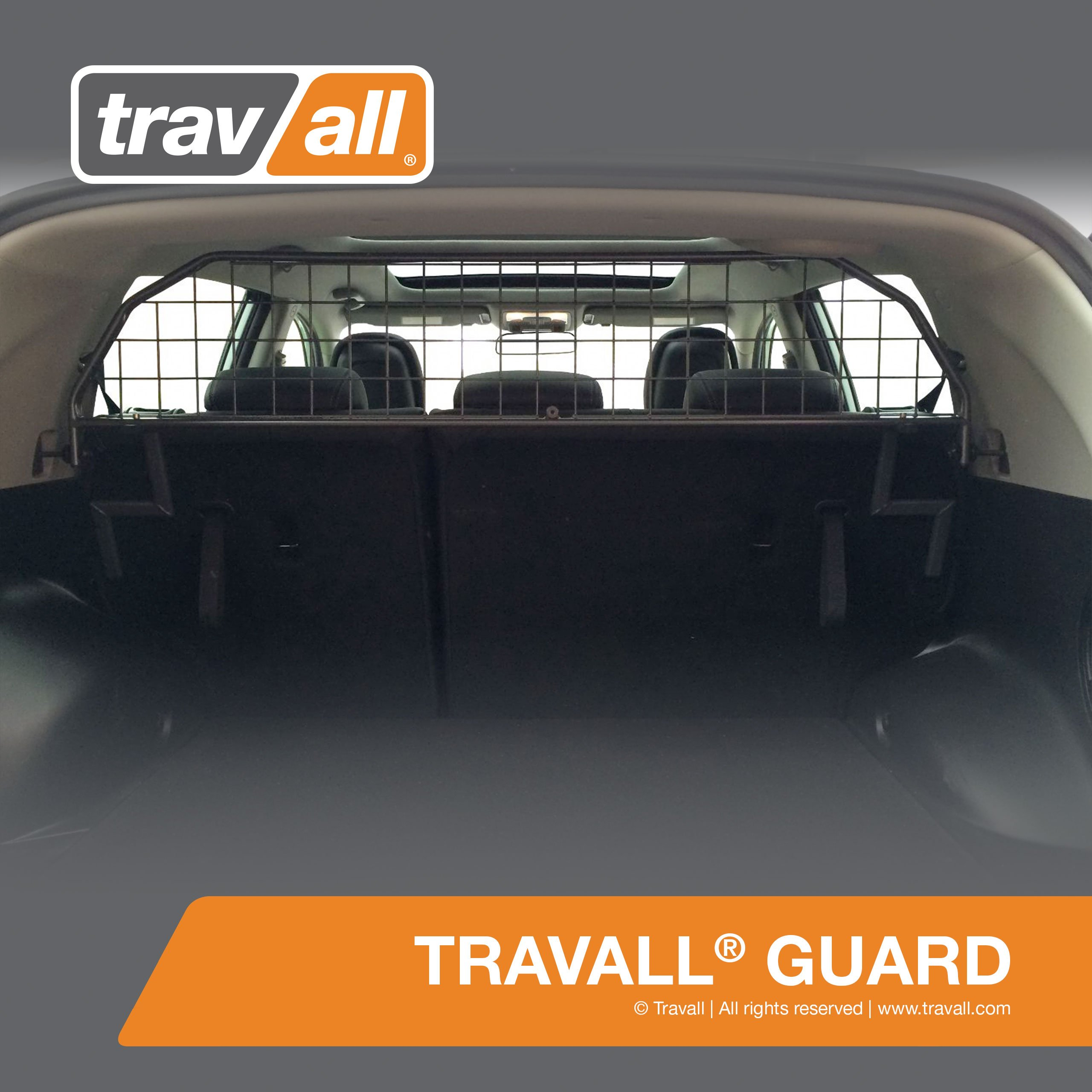 KIA Sportage Pet Barrier (2010-2016) - Original Travall Guard TDG1455