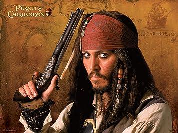 Posterhouzz Movie Pirates Of The Caribbean Pirate Johnny Depp Jack