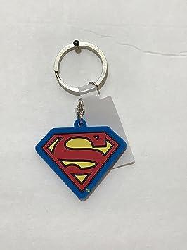 Llavero con 6 banderas Magic Mountain DC Comics Superman ...