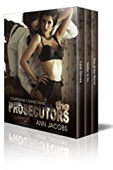 The Prosecutors: A three-book boxed set (Courthouse Connections 3) Kindle Edition