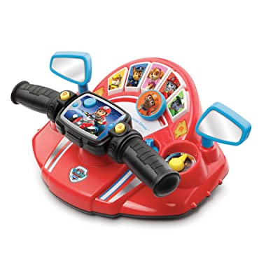 VTech 190203 Paw Patrol Pre-School Learning, Multi-Coloured: Toys & Games