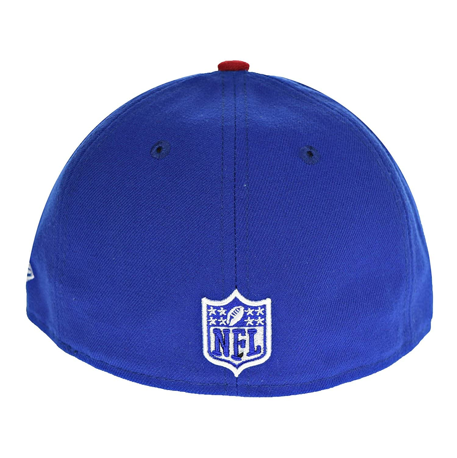 472bb9ad86d73b New Era New York Giants NFL 59Fifty Men's Fitted Hat Cap Blue/Red/White  70343682 (Size 7) at Amazon Men's Clothing store: