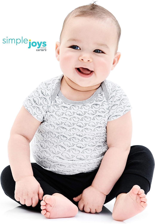 Simple Joys by Carters pantal/ón para beb/é paquete de 4