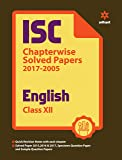 ISC Chapterwise Solved Papers English Class 12th