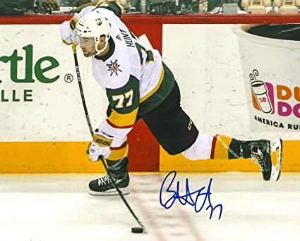 fd56a6d5f Autographed Brad Hunt Photo - 8X10 COA - Autographed NHL Photos at ...