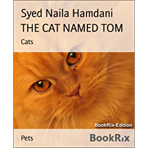 THE CAT NAMED TOM: Cats