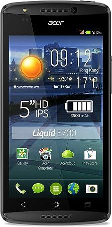 Acer Liquid E700 Trio - Smartphone libre Android (pantalla 5 ...