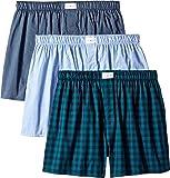 Tommy Hilfiger Men's 3 Pack Cotton Classics Woven