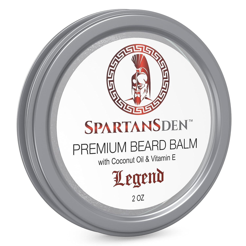 SALE | Spartans Den Premium Beard Balm | Beard Conditioner For Growth,  Soften, Itch,