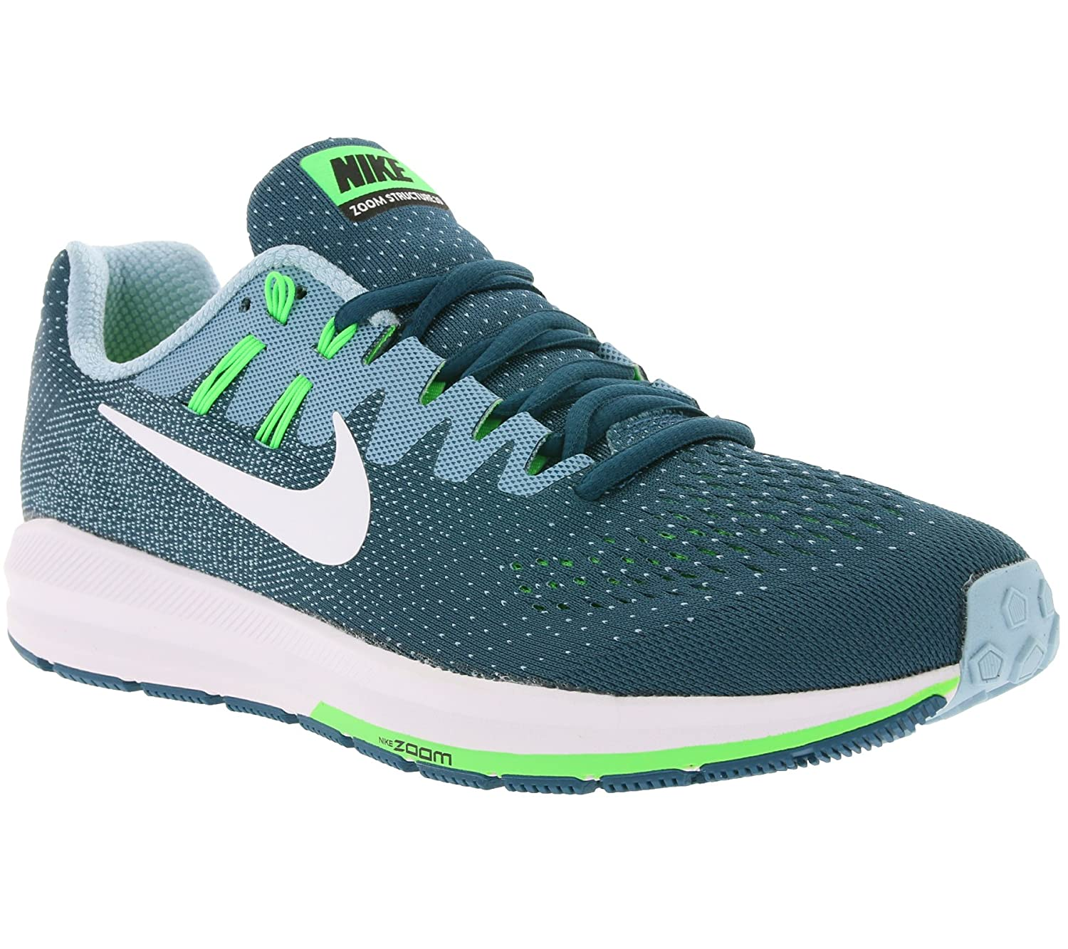 849576-402 Mens Nike Air Zoom Structure 20 Running Shoe  11