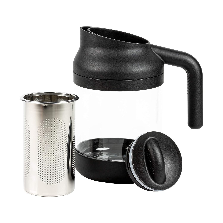 Cafetera de /émbolo 0,85 L color marr/ón CBCM-850//BR