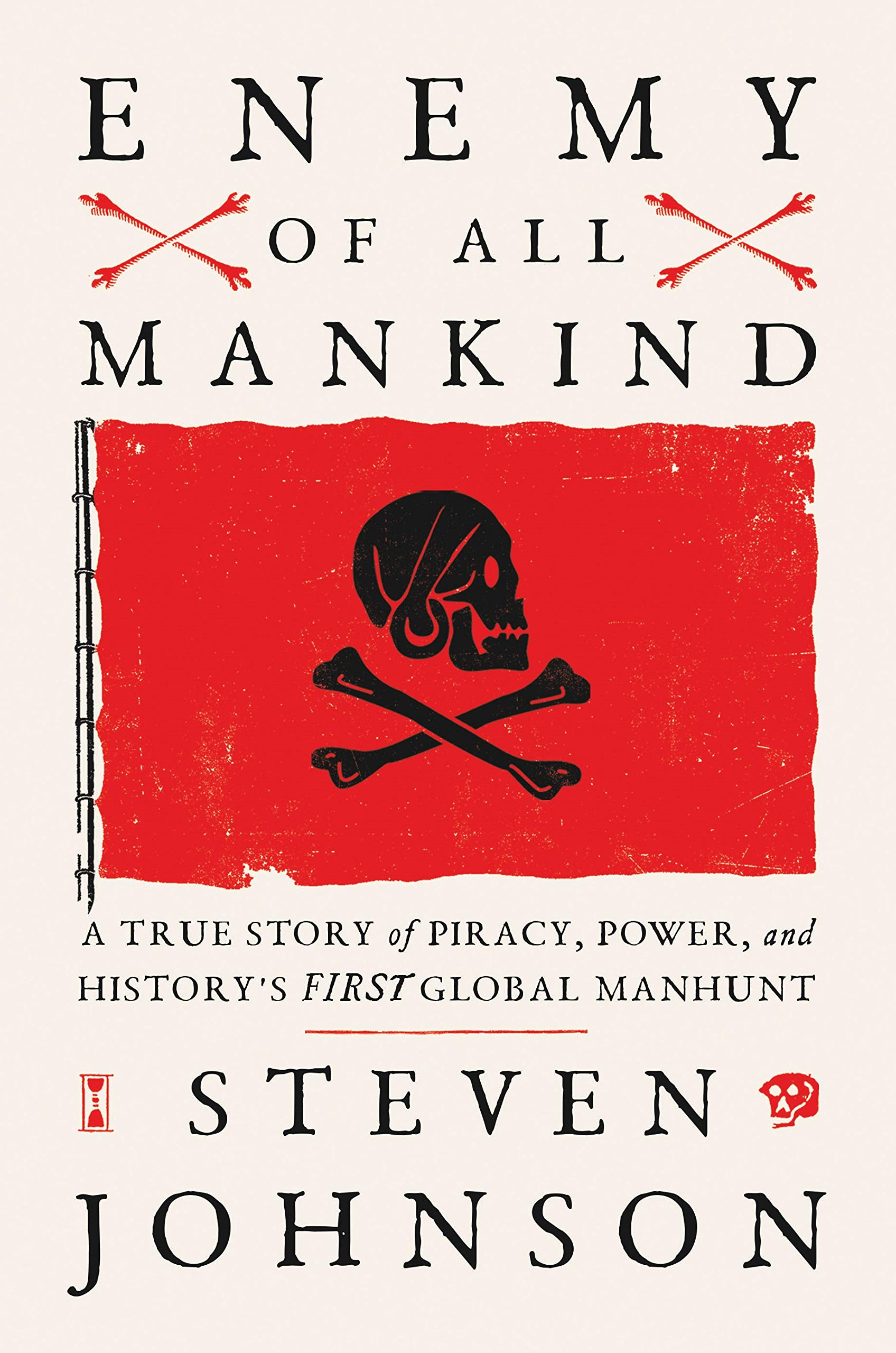 Enemy of All Mankind book cover