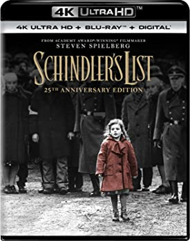 Schindler's List 25th Anniversary Edition 4K Ultra HD + Blu-ray + Digital