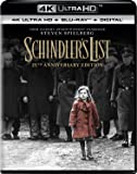 Schindler's List [Blu-ray]