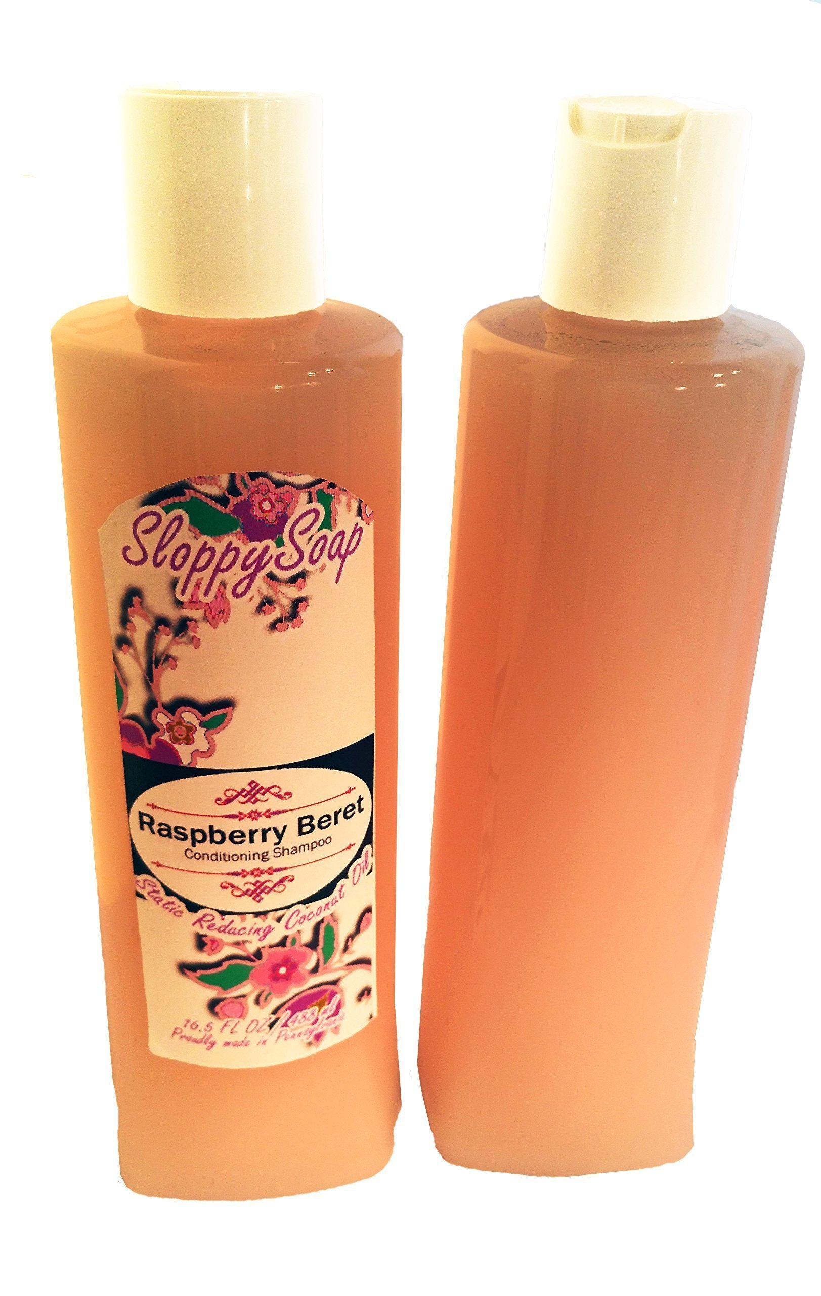 Raspberry Beret Conditioning Shampoo