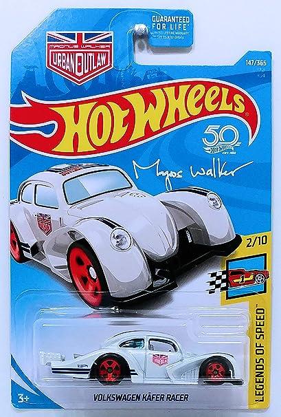 fa70ee0491ada3 Amazon.com  2018 Hot Wheels Magnus Walker Urban Outlaw Legends of ...