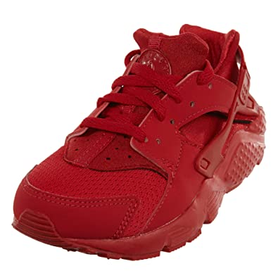 2e3c9b1a8 Nike Huarache Run University Red University Red (Little Kid) (1 M US