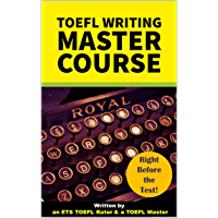 TOEFL Writing Master Course (TOEFL Test Preparation)