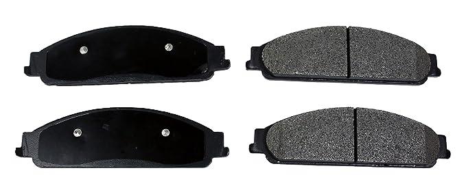 Monroe FX1070 ProSolution Semi-Metallic Brake Pad