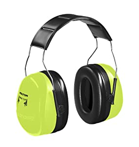 3M PELTOR Optime 105 Earmuffs H10A HV, Over-the-Head