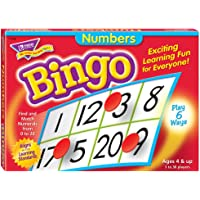 Trend T6068 Young Learner Bingo Game, Numbers (TEPT6068)