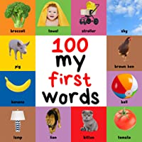 100 My First Words: Baby's First Handbook