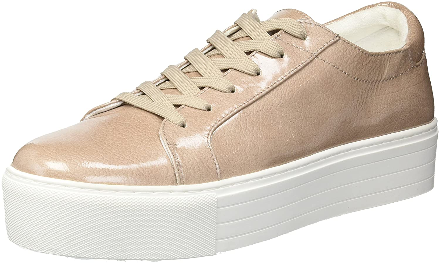 Kenneth Cole New York Women's Abbey Platform Lace-up Techni-Cole Sneaker B079ZVGR1Q 7.5 B(M) US|Nude