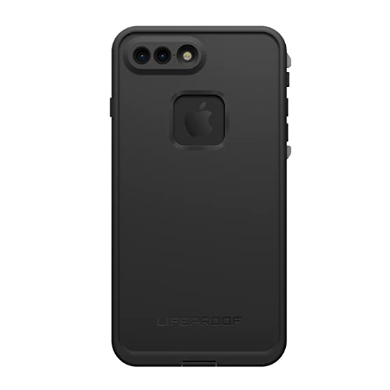 cheap for discount bc84c 9508a Lifeproof FRĒ SERIES Waterproof Case for iPhone 7 Plus (ONLY) - Retail  Packaging - ASPHALT (BLACK/DARK GREY)