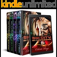 Sin City: Delti Utopi 6 Series (Sc-Fi Alien Weredragon Romance)