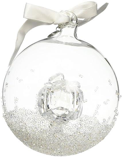 fbb20813c29870 Amazon.com  Swarovski Annual Edition 2016 Christmas Ball Ornament  Home    Kitchen