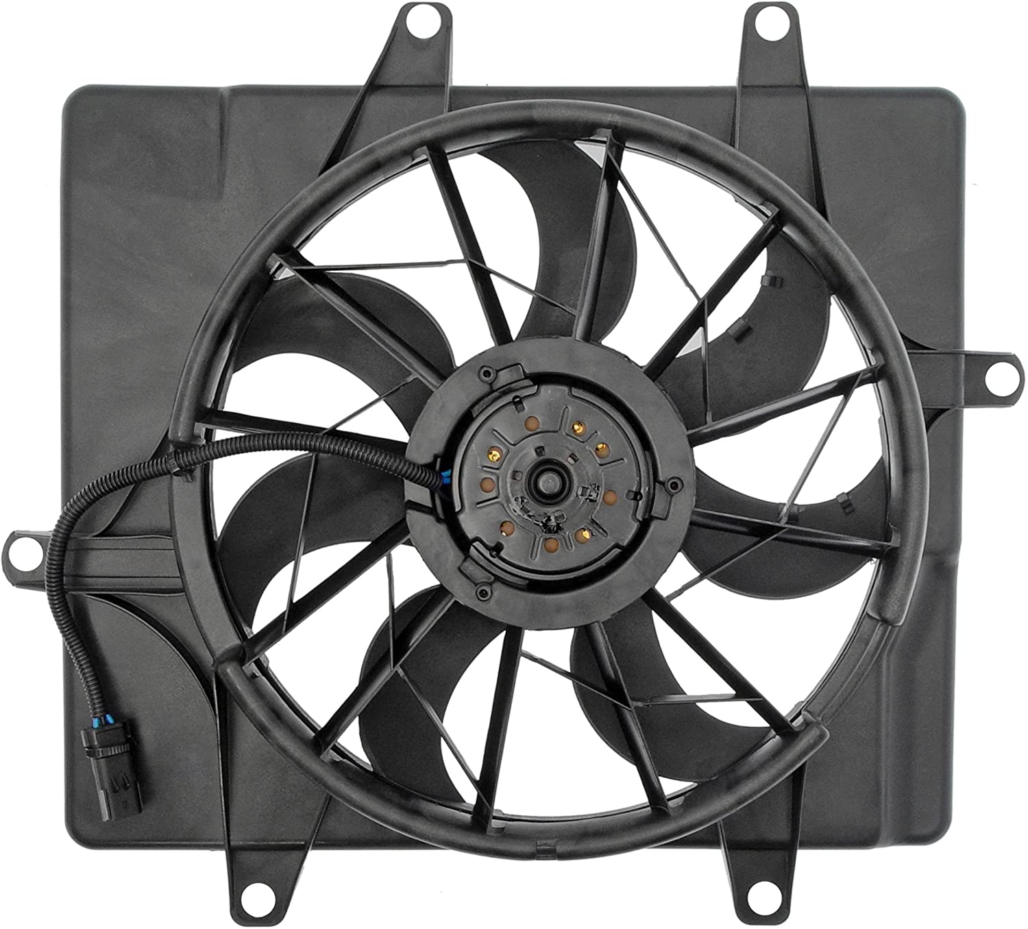 Dorman 620-022 Radiator Fan Assembly