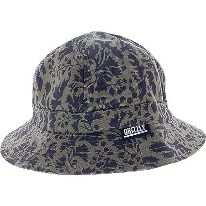 Grizzly Springfield camuflaje cubo S/m-Green Skate sombrero