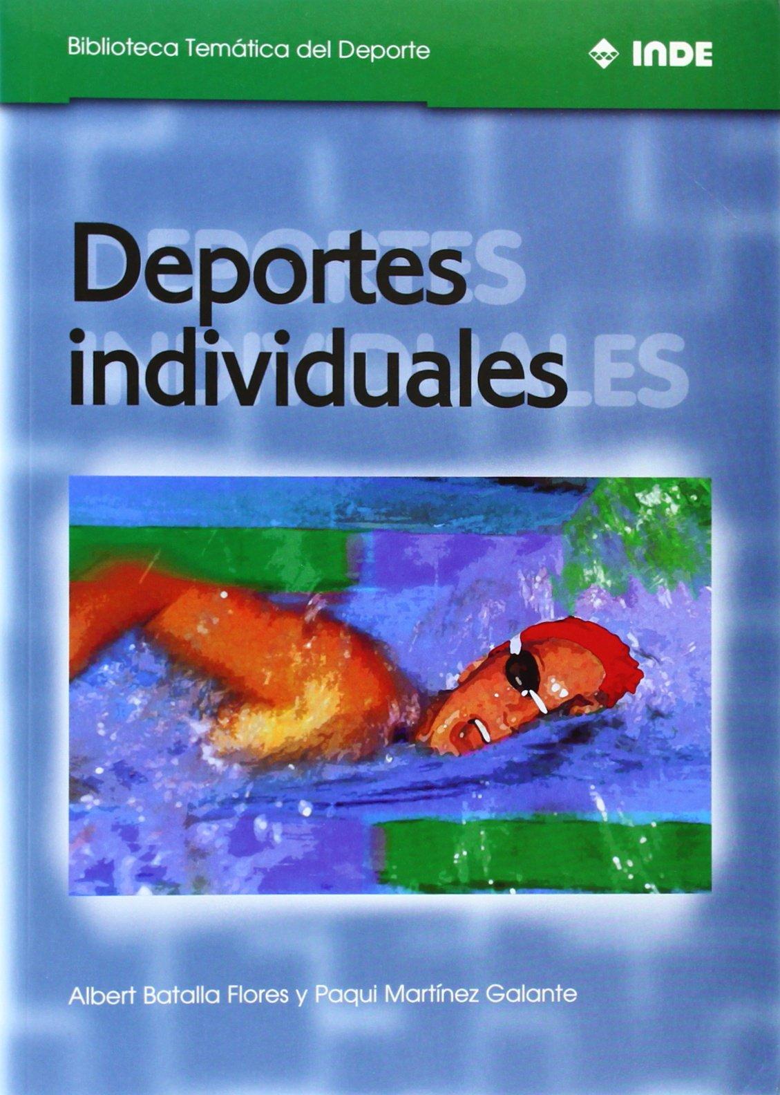 Deportes individuales Biblioteca Temática del Deporte ...