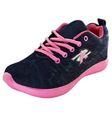 dc5268eddcb53f Zapatoz Women's/Ladies/Female's Mesh Blue Casual Fit Shoes/Casual Running/ Gym