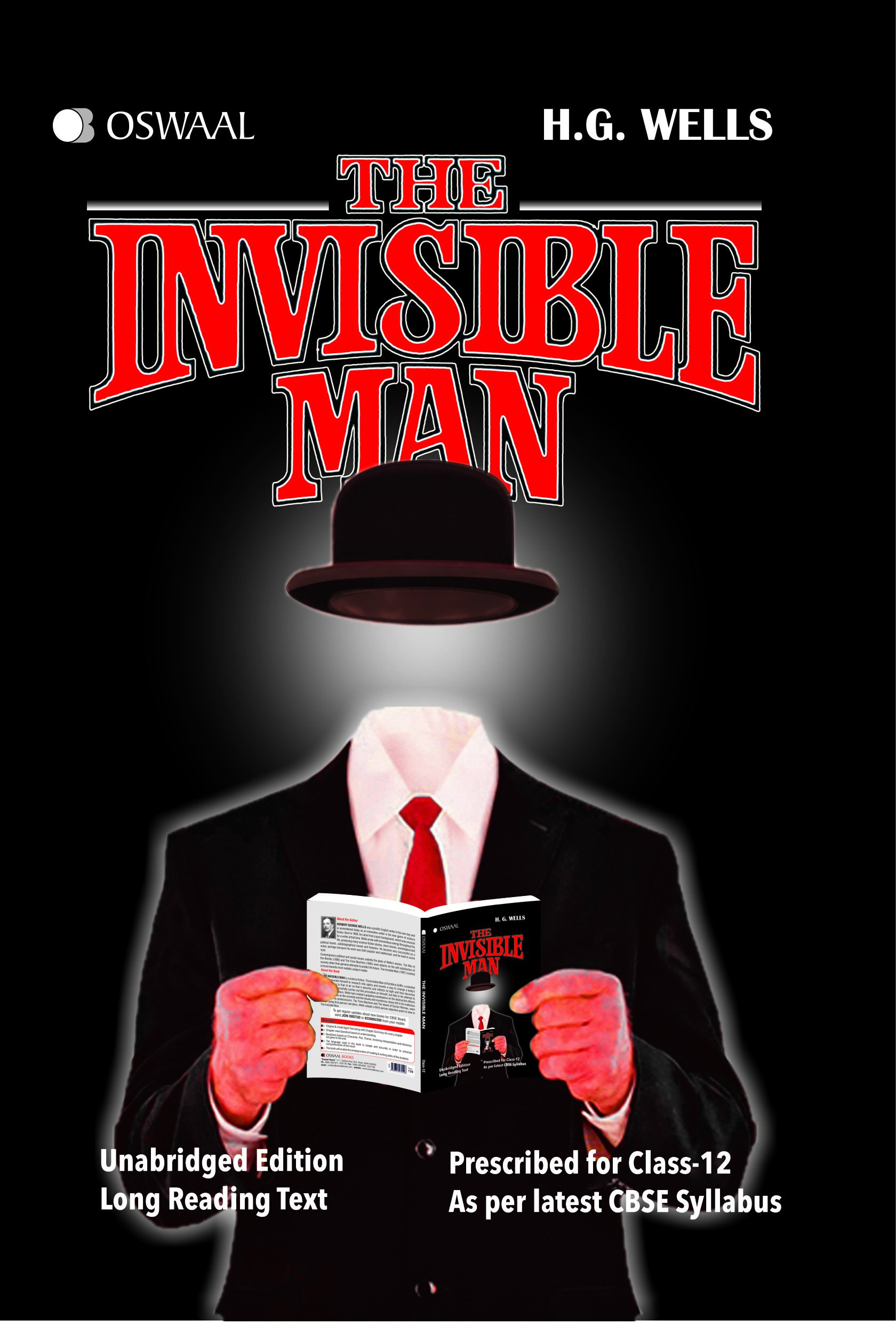 invisible man essay the invisible man by lee sandlin the invisible rh oed techafrique co Invisible Man Cartoon Invisible Man Cartoon