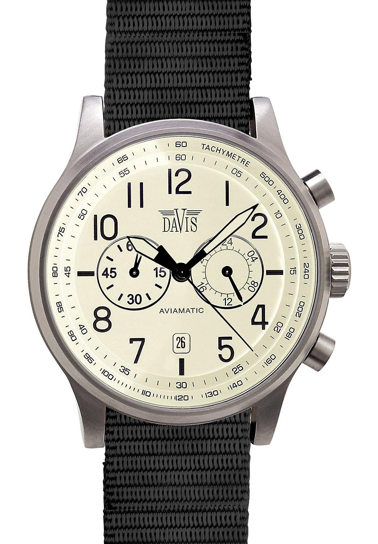 17c7a297488e Davis 1022-NN-NNS - Reloj de pulsera hombre
