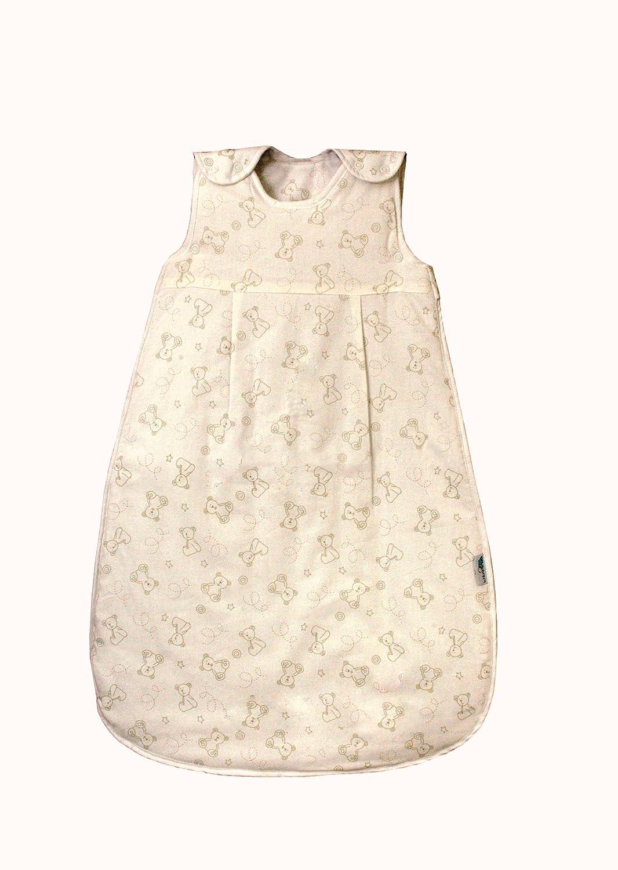 Slumbersac Bebé de Invierno Saco de dormir 2.5 Tog - Osito de peluche, 70cm/ 0-6 meses