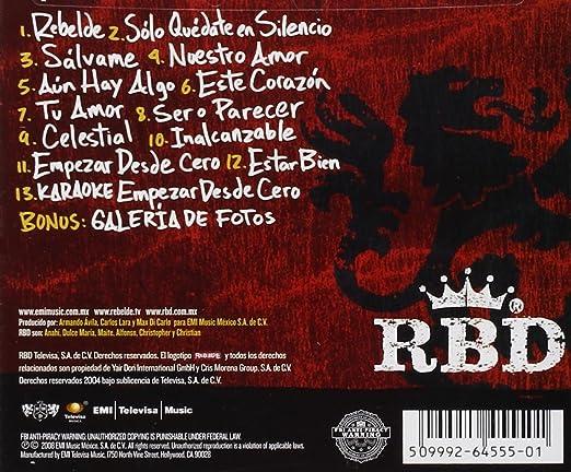 Greatest Hits: Rbd: Amazon.es: Música