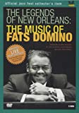 Legends of New Orleans: The Music of Fats Domnino [DVD] [Import]