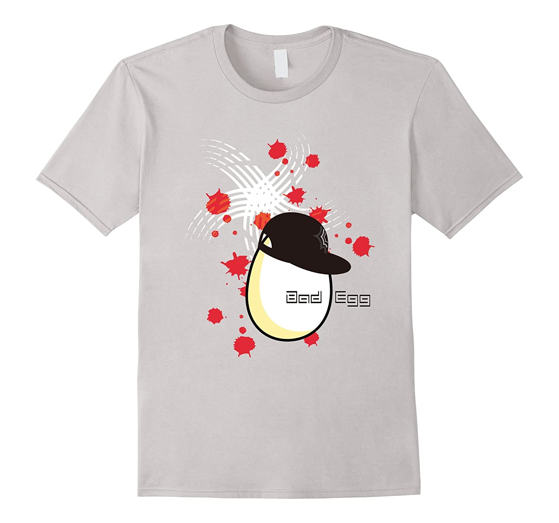 Cestlafit Cool Cartoon Bag Eggs Comfortable T shirt