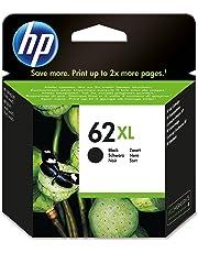HP 62XL Cartouche d'encre HP Authentique grande capacité Noir