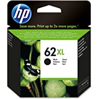 HP 62XL High Yield Black Original Ink Cartridge C2P05AE#UUS