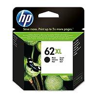 HP 62XL Cartouche d'encre HP Authentique grande capacité Noir (C2P05AE)