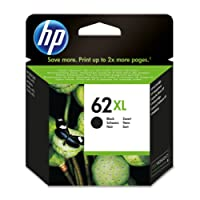 HP 62XL High Yield Black Original Ink Cartridge C2P05AE