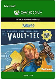 Amazon com: Fallout 4: Nuka-World - Xbox One Digital Code: Video Games