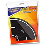 "InRoad Toys PlayTape - Classic Road Series 4"" Curves (Set of 2 Curves)"